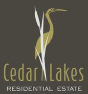 Cedar Lakes logo